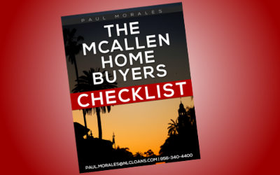 McAllen Home Buyers Checklist